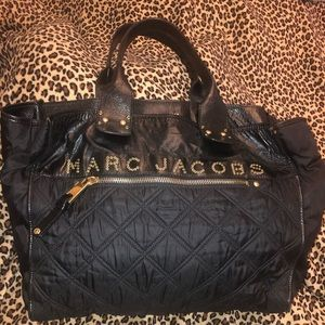 Hot Vintage Marc Jacobs Quilted Work bag